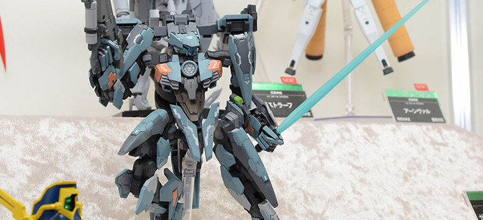 Wonder Festival 2016 Winter: Skell Formula de Xenoblade Chronicles X