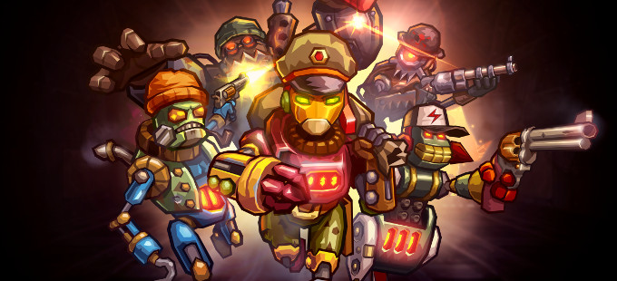[Reseña] SteamWorld Heist