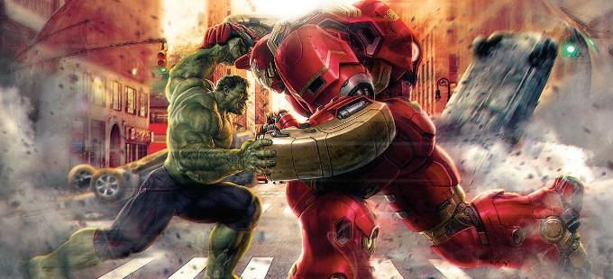 ¿Acaso Hulk sí estará en Captain America: Civil War?