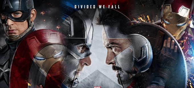 La batalla del año se enciende con Captain America: Civil War