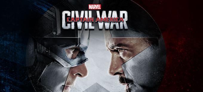 Mañana, nuevo tráiler de Captain America: Civil War