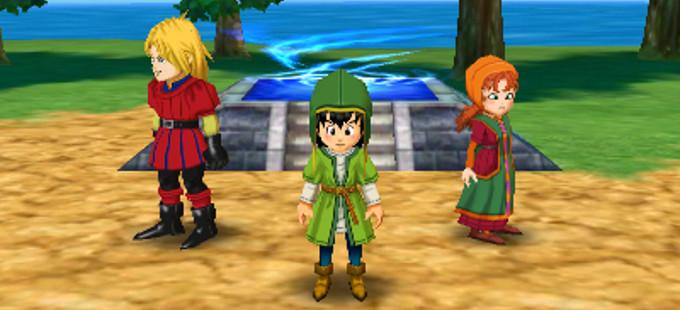 Dragon Quest VII sale este año, pero no en verano