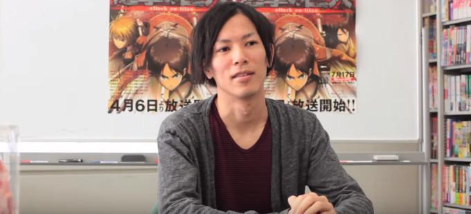 Para Hajime Isayama, Splatoon es un analgésico