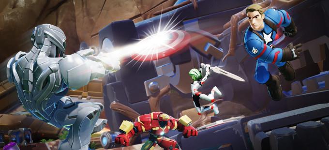 Marvel Battlegrounds Play Set de Disney Infinity 3.0