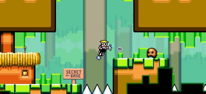 Mutant Mudds Super Challenge por fin llega a la eShop de Nintendo, acompañado de más títulos de la Consola Virtual y una serie de descuentos.