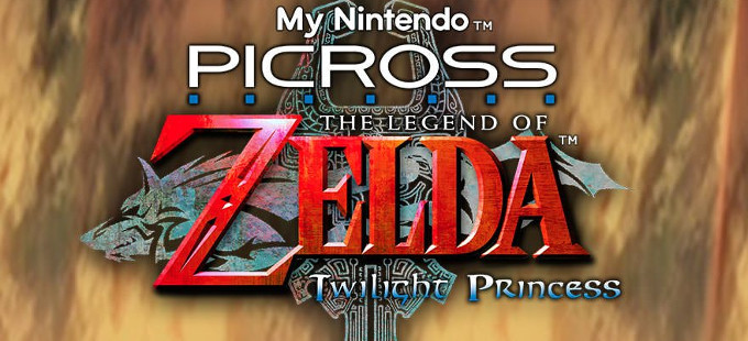 Filtrado My Nintendo Picross – The Legend of Zelda: Twilight Princess