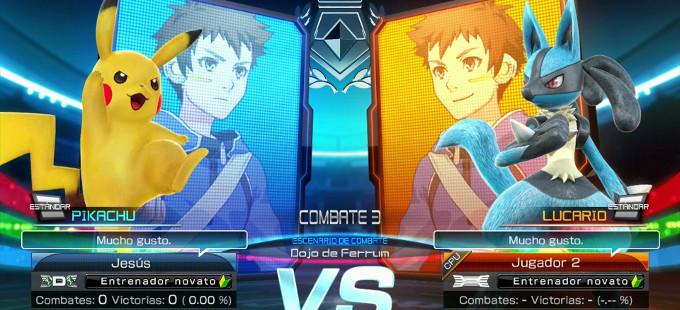 Cómo montar una LAN Battle en Pokkén Tournament sin morir en el intento