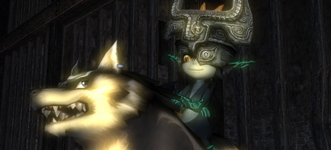 Se pensó usar el Wii Remote en Twilight Princess HD