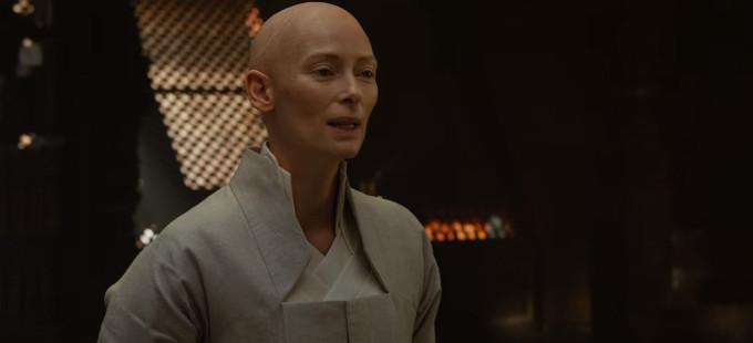 El Ancient One de Doctor Strange no es un personaje asiático