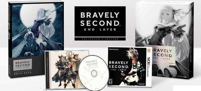Bravely Second vs. Bravely Default – Ediciones de Colección