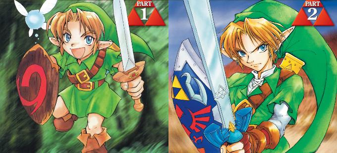 El manga de The Legend of Zelda consigue nuevas colecciones