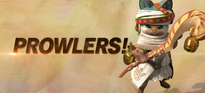 ¡Saluda a los Prowlers de Monster Hunter Generations!