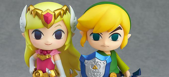 ¡Reserva ya el Nendoroid de Zelda de The Wind Waker!