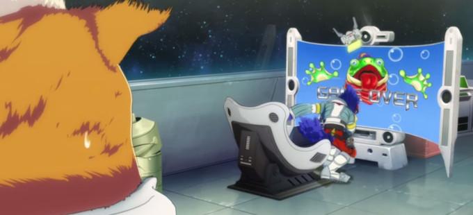 10 referencias de Star Fox Zero: The Battle Begins
