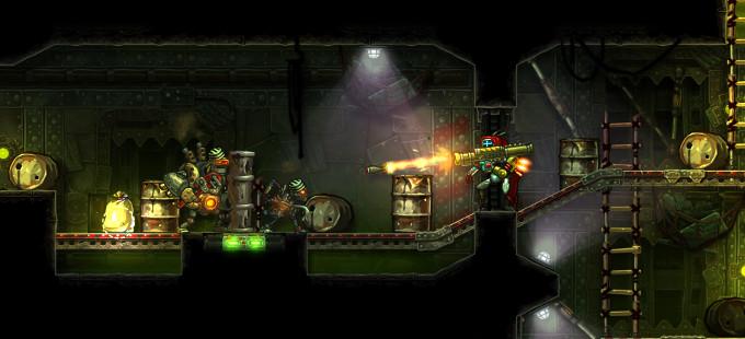 Conoce The Outsider, el nuevo DLC de SteamWorld Heist