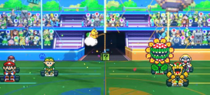 Super Mario Rocket League