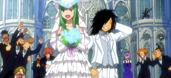 ¡Los seiyū de Alzack y Bisca de Fairy Tail son esposos en la vida real!
