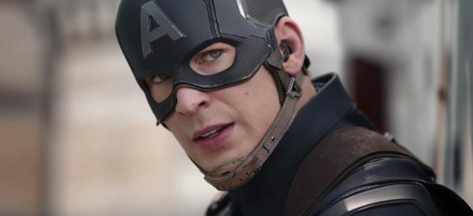 Capitán América: Civil War lleva $673.1 millones de dólares en taquilla