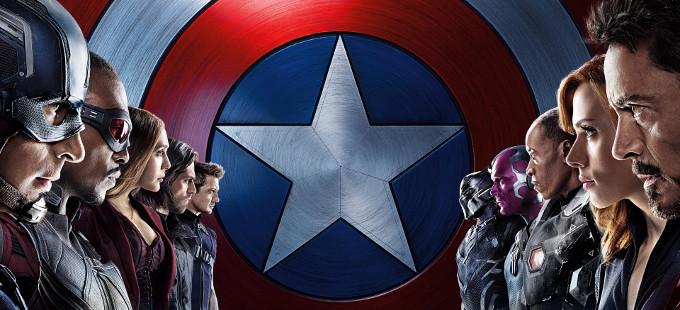 [Reseña] Capitán América: Civil War