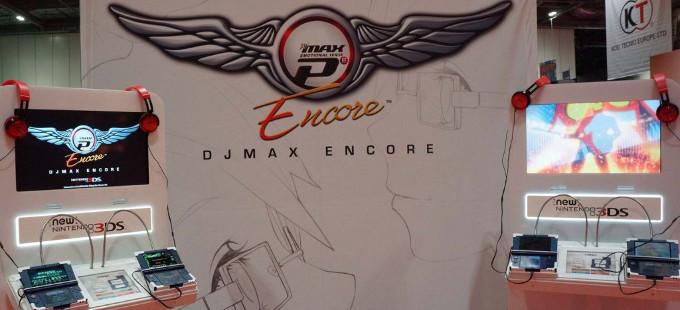DJMax Encore, otro juego de ritmo para el N3DS