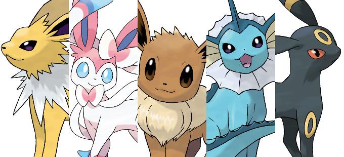 ¿Cuál Eeveelutions de Pokémon es la mejor según Japón?