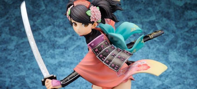 La figura de Momohime de Muramasa: The Demon Blade será relanzada