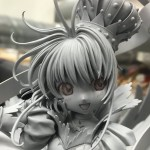 La increíble figura que celebra los 20 años de Card Captor Sakura