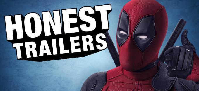 Deadpool se defiende en su propio Honest Trailers