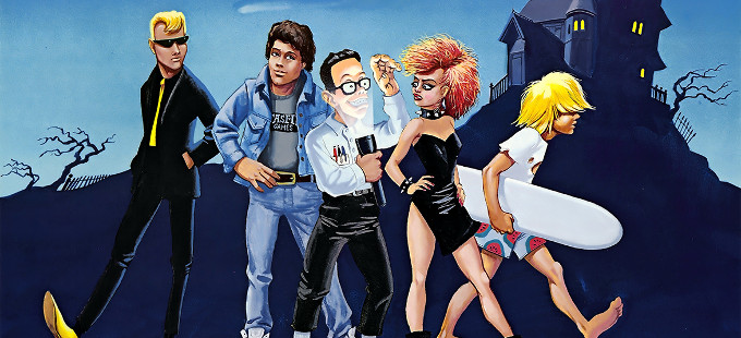 Ron Gilbert pide a Disney que le venda Monkey Island y Maniac Mansion