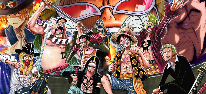 One Piece: Great Pirate Colosseum anunciado para el N3DS