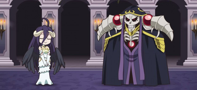 El anime de Overlord regresa... de cierta manera