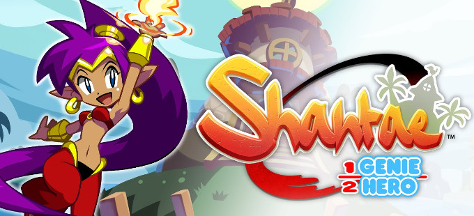 Shantae: Half-Genie Hero podría lanzarse en disco