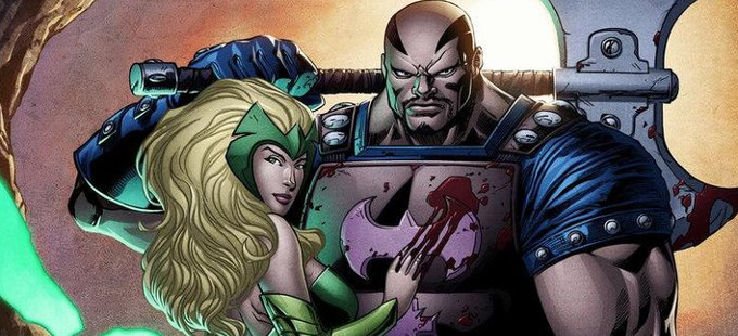 Skurge el Ejecutor tendrá un gran papel en Thor: Ragnarok