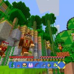 Super Mario Mash-Up Pack llegará pronto a Minecraft Wii U Edition