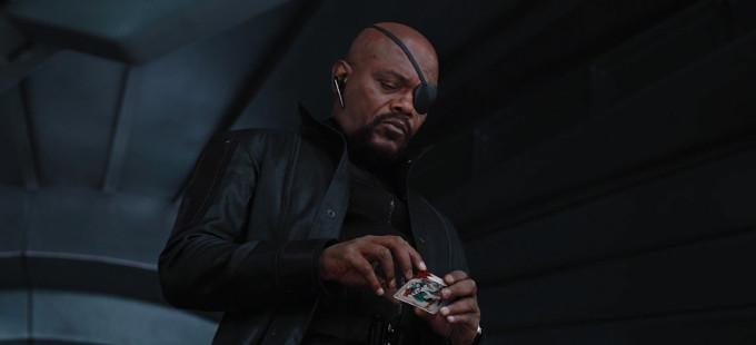 ¿Por qué no apareció Nick Fury en Capitán América: Civil War?