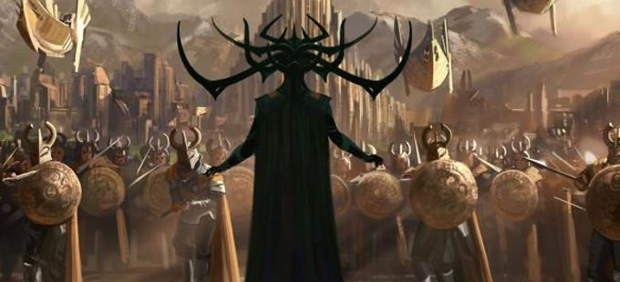 Cate Blanchett, Jeff Goldblum y más actores confirmados para Thor: Ragnarok