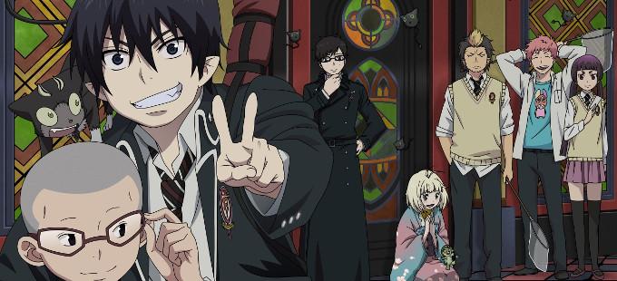 A-1 Pictures, a cargo de la segunda temporada de Ao no Exorcist
