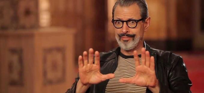 "Jeff Goldblum dará su ""toque"" a Grandmaster en Thor: Ragnarok"