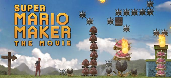 Banks ataca de nuevo – Super Mario Maker en la vida real