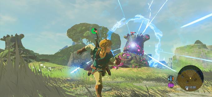 [E32016] ¿Por qué TLOZ: Breath of the Wild llegó a Wii U y Nintendo NX?