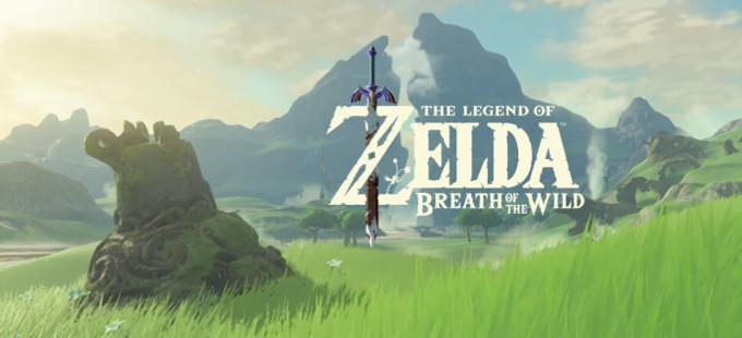 [E3 2016] Nintendo anuncia The Legend of Zelda: Breath of the Wild