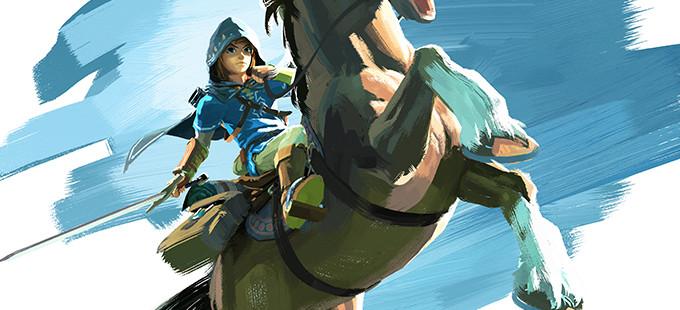 ¿El Nintendo NX y TLOZ: Breath of the Wild, con fecha de salida?