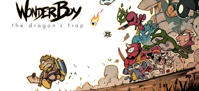 Wonder Boy: The Dragon's Trap tendrá versión para Wii U