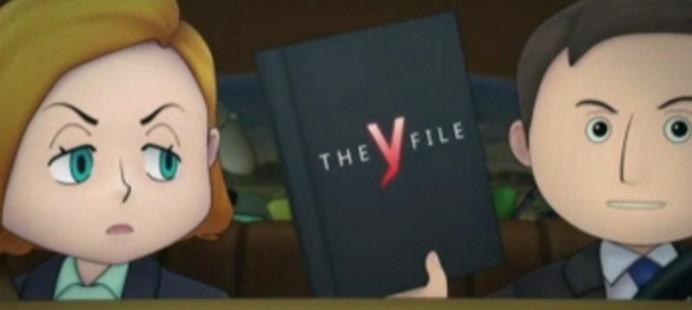 Conoce a los agentes Murder y Kakuri del FBY en Yo-Kai Watch 3