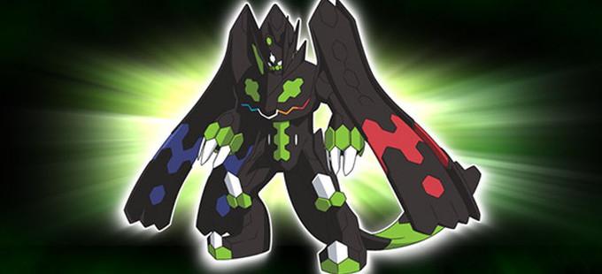 Zygarde Complete Forme estará en Pokémon Sun & Moon