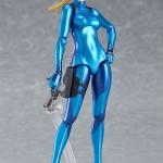 Aparta ya la figma de Zero Suit Samus de Metroid: Other M