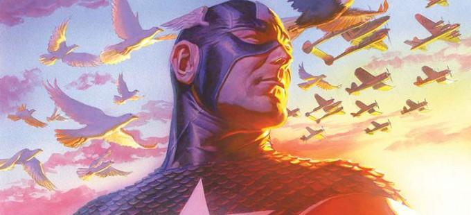 La estatua del Capitán América se revelará en la San Diego Comic-Con