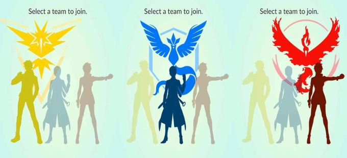 ¿Quiénes son los líderes de equipo de Pokémon GO?