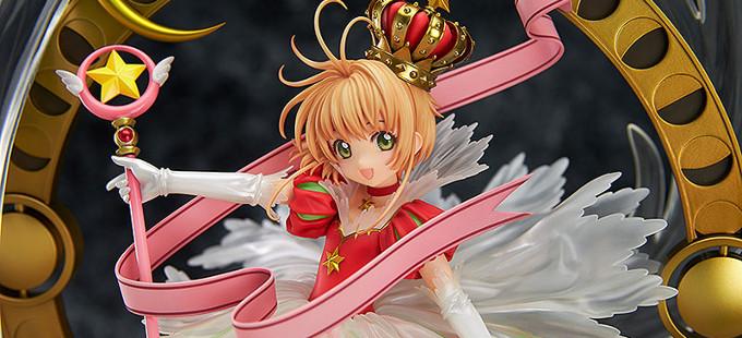 La espectacular figura de Card Captor Sakura, ya en reserva