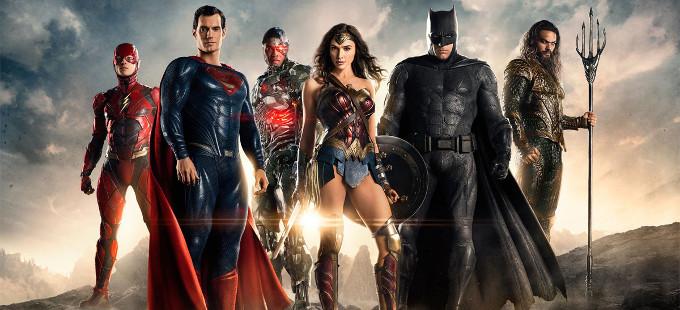Desde la SDCC 2016 llega el primer tráiler de Justice League